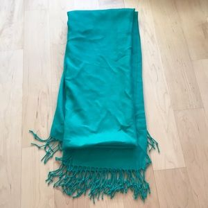 Emerald (Green) Pashmina Scarf - Brand New